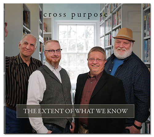 The Extent of What We Know - Cover