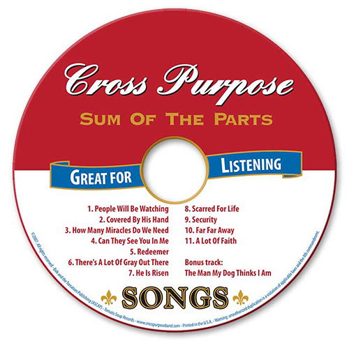 Cross Purpose CD
