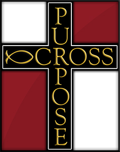 Cross Purpose Logo for Presenters